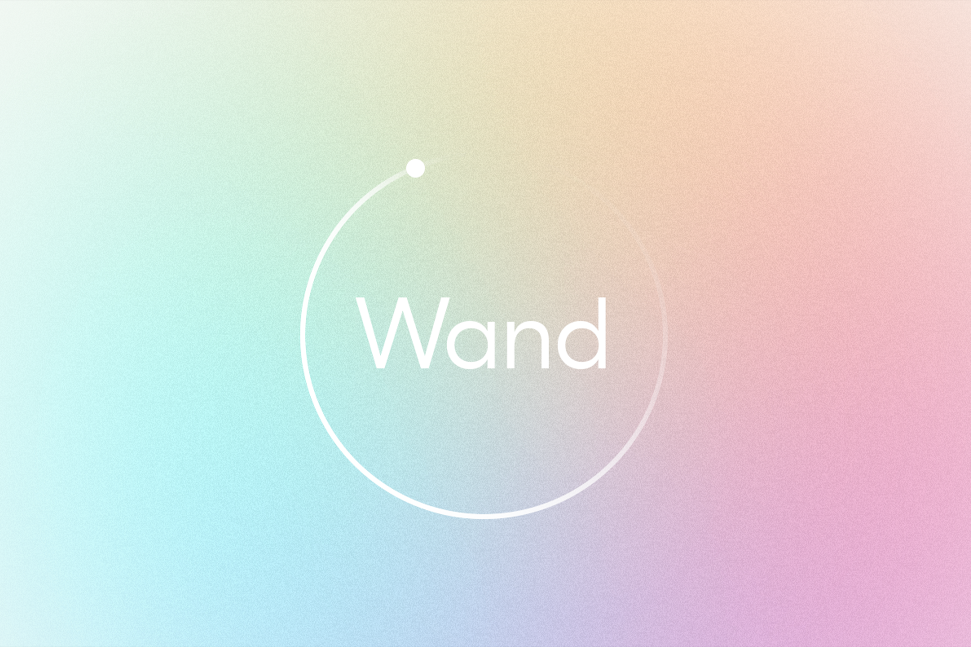 Wand - Smart home